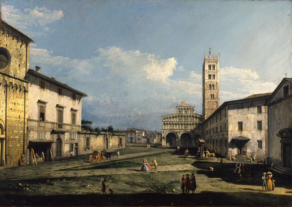 Bellotto in Toscana