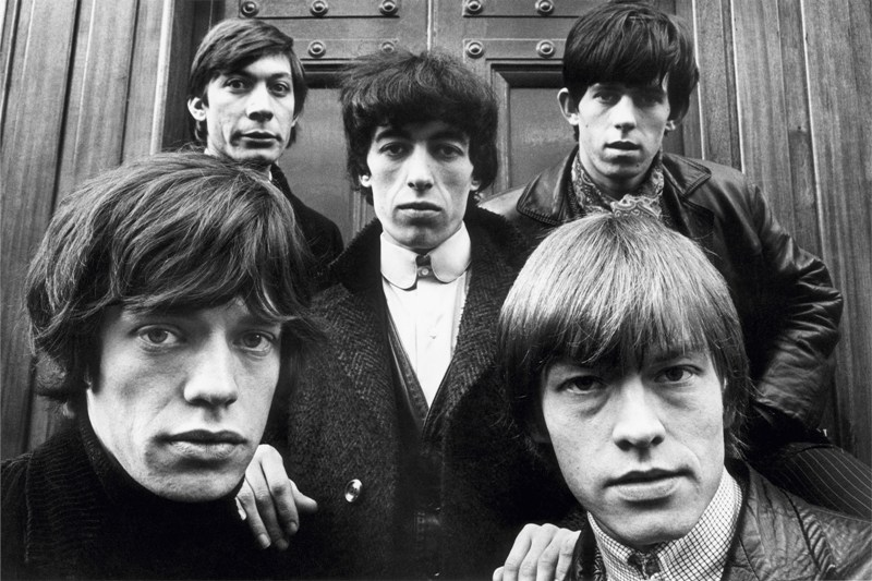 01 20x16_Rolling Stones in Hanover Square