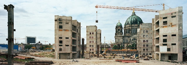 08_ W_ Wenders Formerly 'Palast der Republik', Berlin, 2008