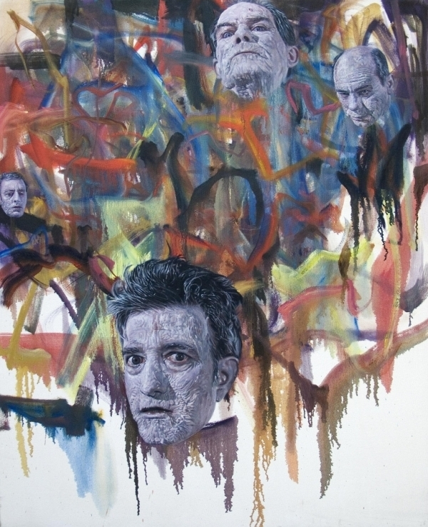 10 Shaw_Zombie Painting (2007)