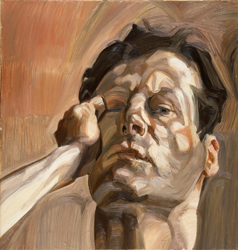 16-mart-laltroritratto-Lucian-Freud-Self-Portrait