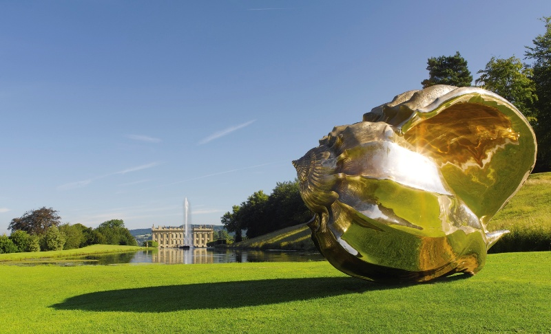 3_Marc Quinn_Spiral of the Galaxy_Bronze_2013