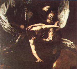 Caravaggio_Opere di Misericordia_piccola