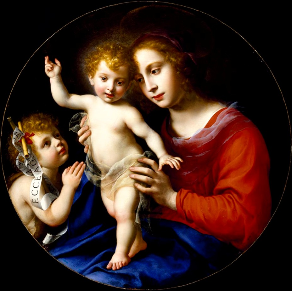 Carlo Dolci, Houston, Museum of Fine Art