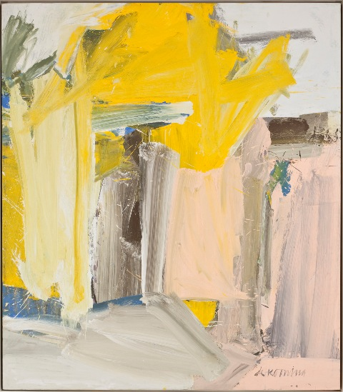 De Kooning_Willem_Door to the River, 1960_© The Willem de Kooning Foundation by SIAE 2013_© Whitney Museum of American Art