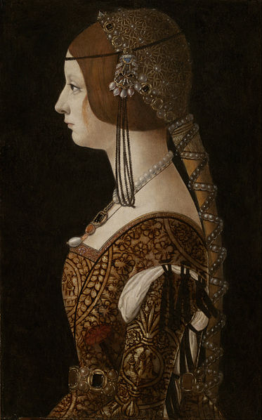 De_Predis_Ambrogio_Bianca_Maria_Sforza_Washington_National Gallery