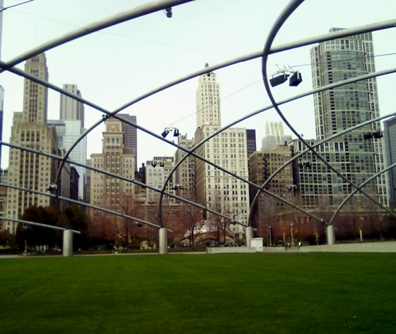 Kapoor Anish_Cloud Gate