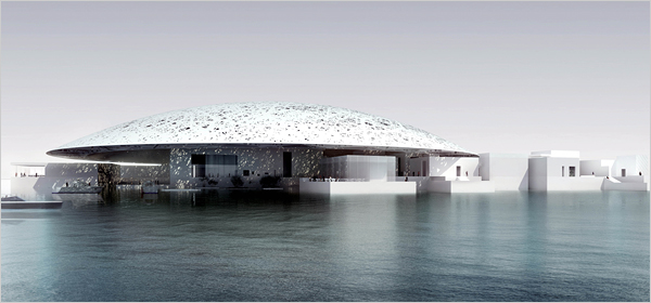 Louvre Abu Dhabi_progetto