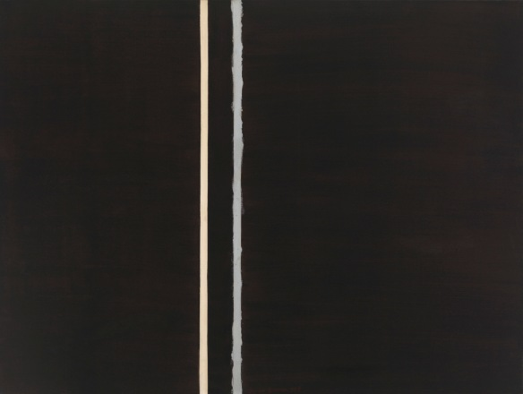 Newman_Barnett_The Promise, 1949_© Barnett Newman by SIAE 2013_© Whitney Museum of American Art