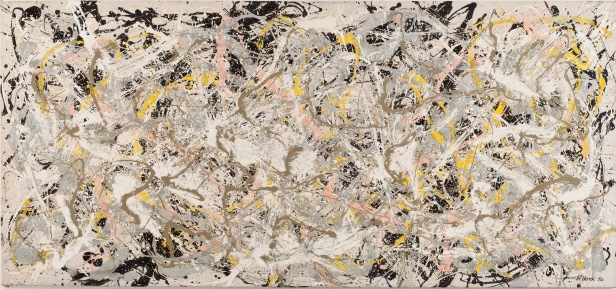 Pollock_Jackson_Number 27, 1950_© Jackson Pollock by SIAE 2013_© Whitney Museum of American Art