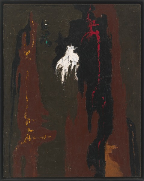 Still_Clyfford_Untitled, 1945_© Estate Clyfford Still_© Whitney Museum of American Art