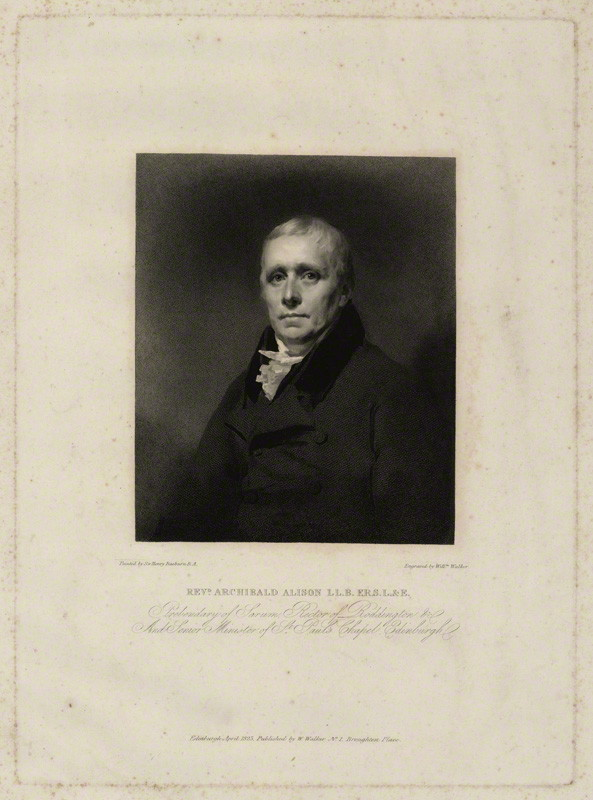 William Walker_da Henry RaeburnArchibald Alison_incisione 1823_National Portrait Gallery, Londra (fig_ 3)