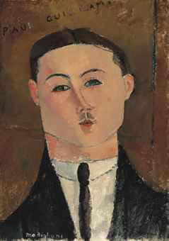 amedeo modigliani_paul guillaume