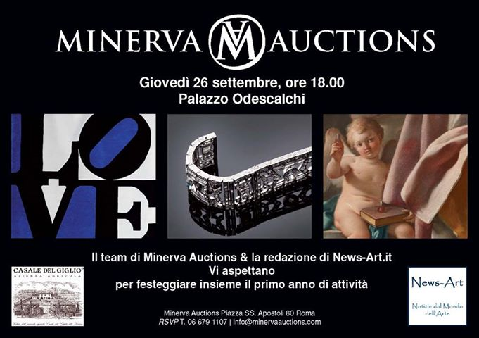 compleanno Minerva Auctions e News-art_it