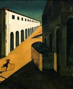 De Chirico, le Piazze, il passato e l eterno presente nell enigma dell esistenza.
