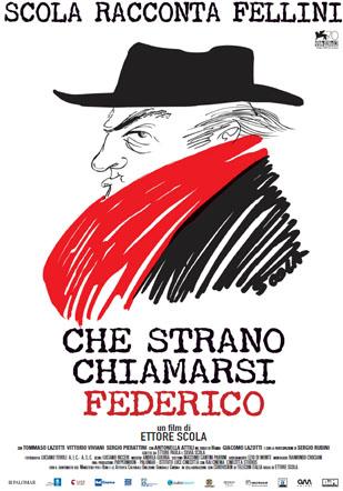 CHE STRANO CHIAMARSI FEDERICO, regia di ETTORE SCOLA - News Art