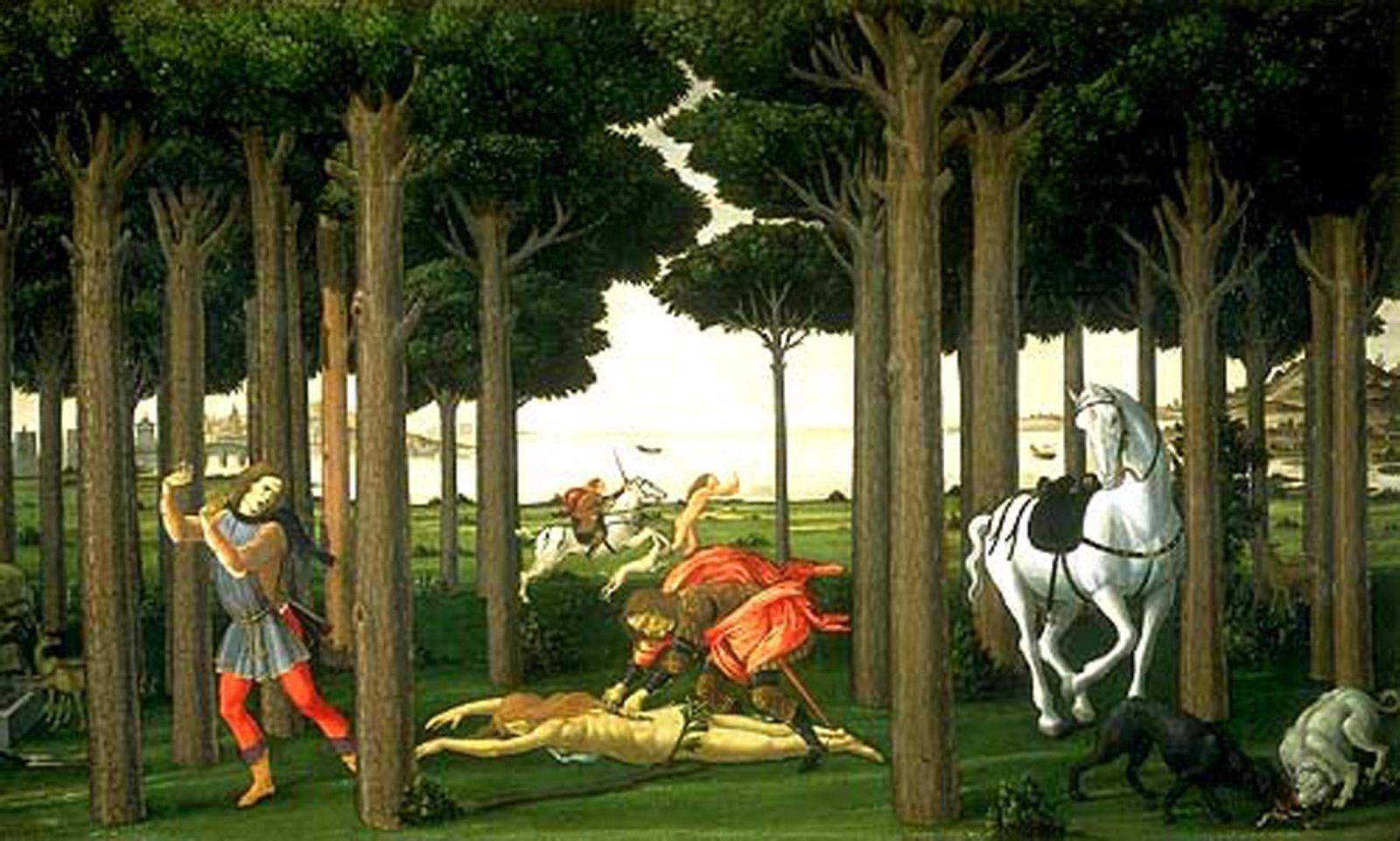 Giorgio de Chirico e l\'affascinante tema del Cavallo Bianc