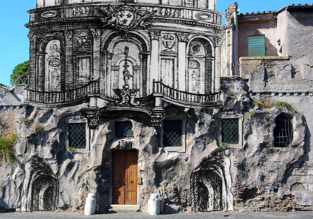 Un capolavoro di gianlorenzo bernini la scogliera del vas - La finestra di fronte roma ...